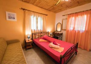 Villa Dimitris Apartments & Bungalows, Apartmány  Lefkada - big - 12