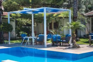 Villa Dimitris Apartments & Bungalows, Apartmány  Lefkada Town - big - 64