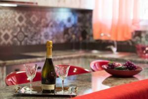 Villa Dimitris Apartments & Bungalows, Apartmány  Lefkada - big - 66