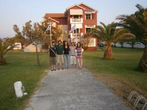 Villa Ioli, Affittacamere  Città di Lefkada - big - 38