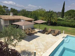 Villa - Mougins - La Roquette-sur-Siagne