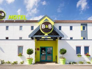 B&B Hôtel MULHOUSE Ile Napoléon - Ensisheim