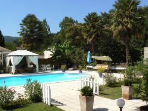 La Caldamente - Accommodation - Rieux-de-Pelleport