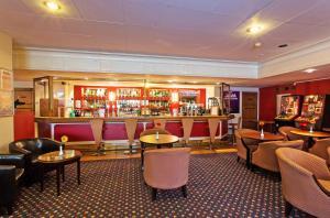 Britannia Hotel Leeds, Отели  Лидс - big - 26