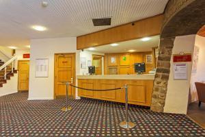 Britannia Hotel Leeds, Отели  Лидс - big - 32