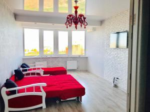 Apartment on Novobiliarska - Sychavka