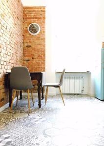 Przestrzenny apartament w centrum Krakowa.