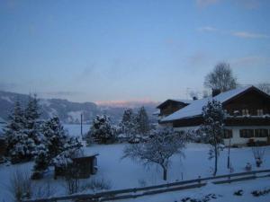 Panoramafewo-nahe-Oberstdorf, Appartamenti  Oberstdorf - big - 6