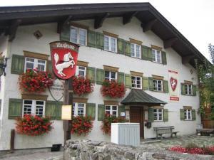 Panoramafewo-nahe-Oberstdorf, Appartamenti  Oberstdorf - big - 21
