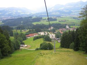 Panoramafewo-nahe-Oberstdorf, Appartamenti  Oberstdorf - big - 25