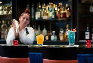 DoubleTree by Hilton Hotel Miami Airport & Convention Center, Отели  Майами - big - 36