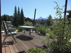 Apart-Studio-am-Rosengarten - Hinteregg