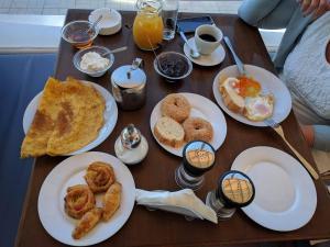 Blue Nest Hotel, Hotel  Tigaki - big - 36
