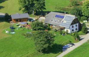 Ferienhof-Gerda-Ferienwohnung-Storchennest - Brigach