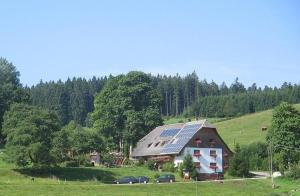 Ferienhof-Gerda-Ferienwohnung-Talblick - Brigach