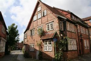 Altstadt-Lueneburg-Ferienwohnung-Neue-Strasse-Auf-dem-Meere - Adendorf