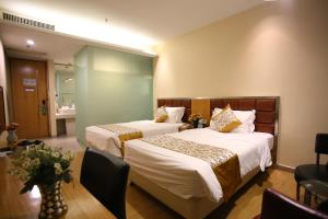 Shanshui Trends Hotel East Station, Hotel  Canton - big - 28