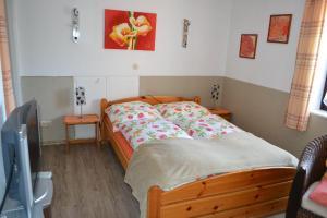 Nordsee-App-2, Apartmány  Tönning - big - 7