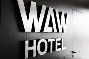 Waw Hotel Airport Okęcie, Hotels  Warschau - big - 39