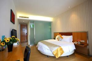 Shanshui Trends Hotel East Station, Szállodák  Kuangcsou - big - 25