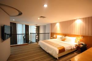 Shanshui Trends Hotel East Station, Szállodák  Kuangcsou - big - 8