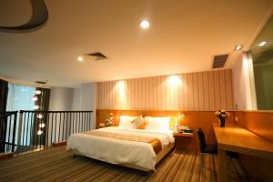 Shanshui Trends Hotel East Station, Szállodák  Kuangcsou - big - 14