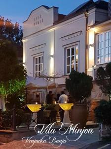 Luxury Rooms Minjon, Bed & Breakfasts  Vrnjačka Banja - big - 55