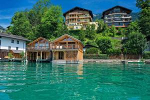 Das Bootshaus, Chalet  St. Wolfgang - big - 14