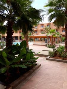 Oasis Palm Hotel, Hotely  Guelmim - big - 15