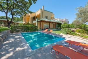 Anthi's Filerimos Villa - Pastida