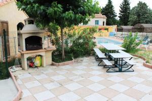 Hotel & Appart Court'inn Aqua, Aparthotels  Avignon - big - 83