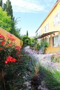 Hotel & Appart Court'inn Aqua, Aparthotels  Avignon - big - 31
