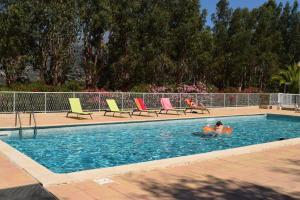 Location gîte, chambres d'hotes Camping Paradella dans le département Corse du Sud 2a