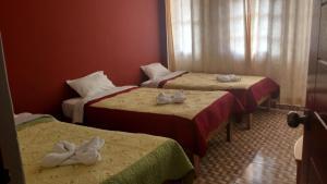Hostal Incanto, Guest houses  Ollantaytambo - big - 31