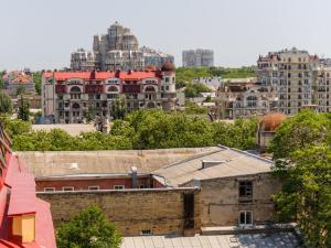 UNO Design Hotel, Hotel  Odessa - big - 12