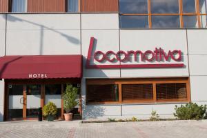 Locomotiva, Hotely  Lublin - big - 31