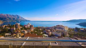 4 csillagos apartman Apartments Atrium Budva Montenegró