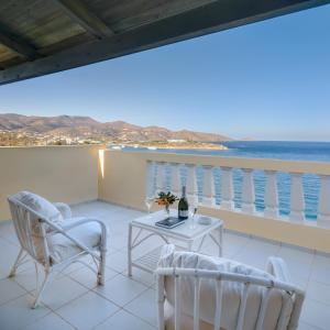 Dimare Apartments, Aparthotels  Agios Nikolaos - big - 10