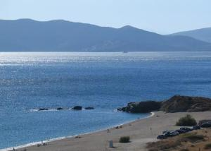 Garden house near Aegean beach - Palaiá Khóra