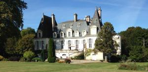 Chateau du Val Larbont - Accommodation - La Bastide-de-Sérou
