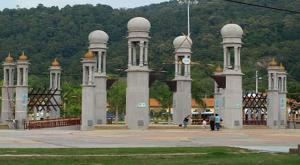 Virgo Batik Resort, Курортные отели  Лумут - big - 22