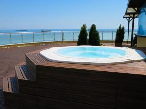 Отели Варны (Северо-Восточная Болгария) с собственным пляжем
