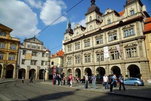 Хостел SG1, Прага