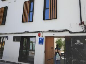 Apartamentos Córdoba Atrium, Apartmány  Córdoba - big - 48