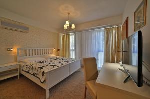 Hotel Šariš, Отели  Бардеёв - big - 8