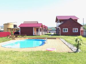 Guest House Naumkinyh - Katun