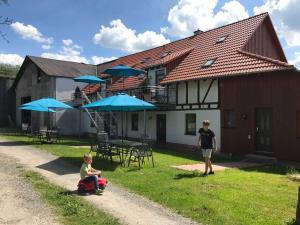Ferienwohnungen Elsbacher Hof - Güttersbach