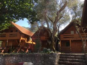 B&B Skadar Lake Murici, Bed & Breakfasts  Bar - big - 18