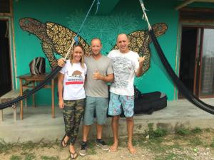 Hostal Puerto Engabao Surf Shelter, Hostely  Engabao - big - 92