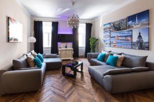 Apartmán Center,The Rumbach suite Budapešť Maďarsko